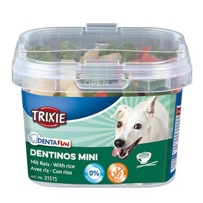 Denta Fun Dentinos Mini vegetarische  Leckerlies