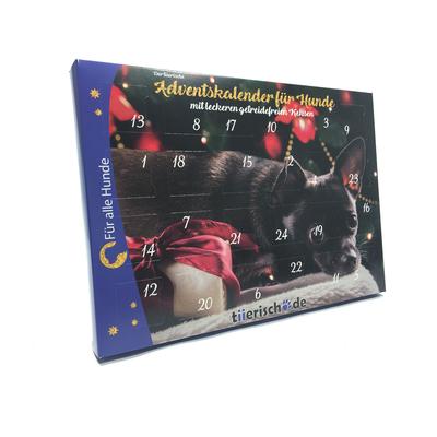 Der tiierische Adventskalender für Hunde