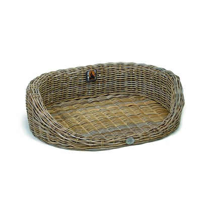 Designed By Lotte Rattan Hundekorb Windsor