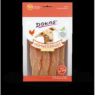 Dokas Hunde Snack Hühnerbrust getrocknet
