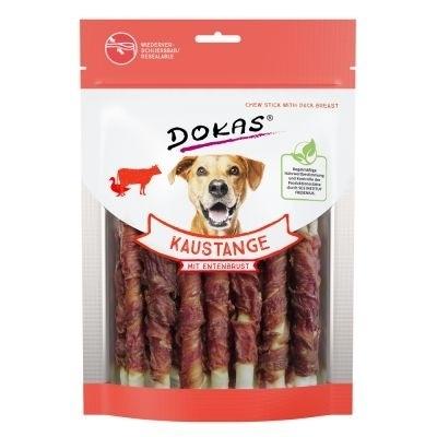 Dokas Hundekaustange mit Entenbrust