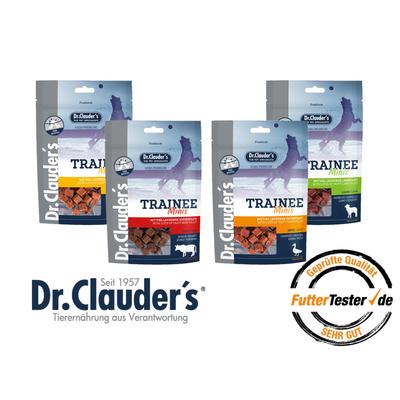 Dr. Clauders Premium Trainee Mini Hundesnack