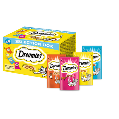 Dreamies - Selection Box