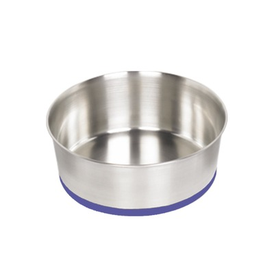 Edelstahlnapf HEAVY für Hunde, rutschfest
