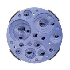 Ersatz-Kratzmatte blau für Catit Design Senses Scratch Pad
