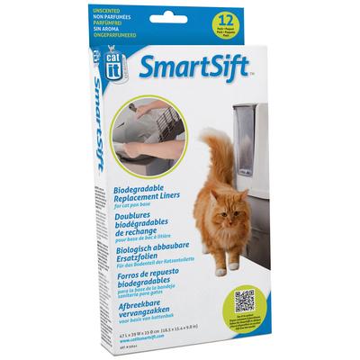 Ersatzbeutel für Catit Smart Sift selbstreinigende Katzentoilette