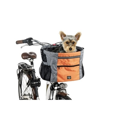 Fahrrad Hundekorb aus Nylon Doggy Travel Junior