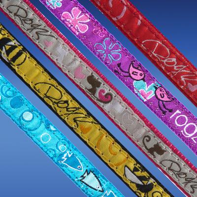 FancyCat - Katzenhalsbänder mit Glöckchen