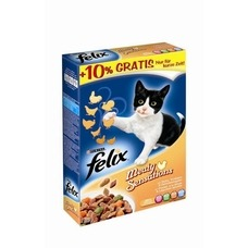 FELIX Sensations Trockenfutter für Katzen