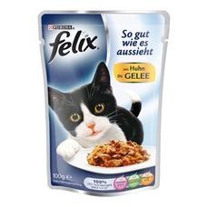 Felix So gut wie es aussieht Adult Katzenfutter