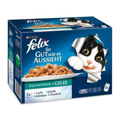 Felix So gut wie es aussieht Multipack Portionsbeutel