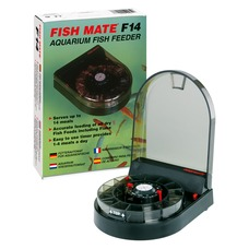 Fischfutterautomat Fish Mate F14 für Aquarium