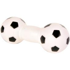 Fußball Hantel Hundespielzeug