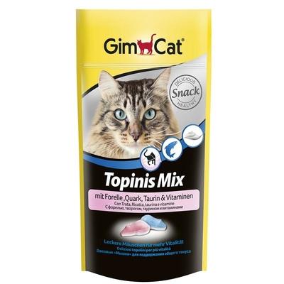 GimCat Tropinis Mix Katzen Leckerlis
