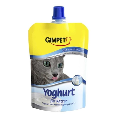 GimPet Yoghurt für Katzen Katzensnack