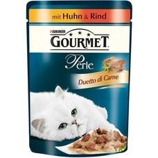 Gourmet Perle Duetto di Carne Katzenfutter