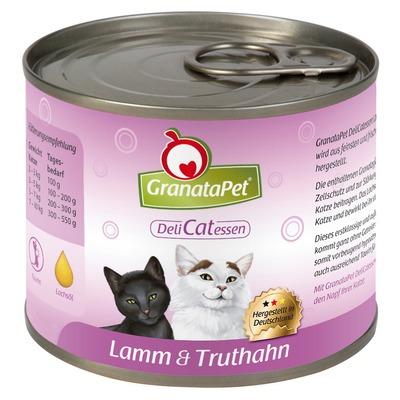 Granatapet DeliCatessen Katzenfutter Dosen