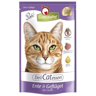 Granatapet DeliCatessen Katzenfutter Nassfutter Portionsbeutel