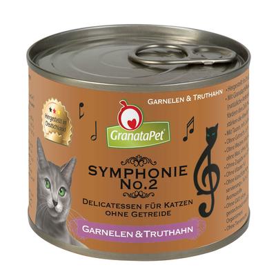 GranataPet Symphonie Naßfutter für Katzen