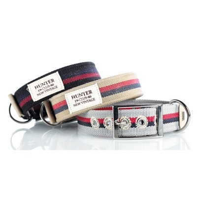 Halsband New Orleans Stripes Baumwolle