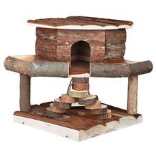 Hamsterhaus aus Holz Ida