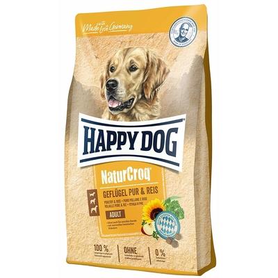 Happy Dog NaturCroq Geflügel pur & Reis