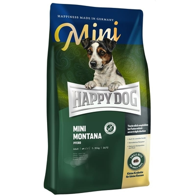 Happy Dog Supreme Mini Montana Hundefutter