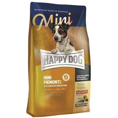 Happy Dog Supreme Mini Piemonte Hundefutter für kleine Hunde