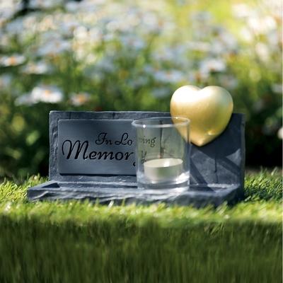 Haustier Gedenktafel Memory