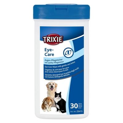 Haustier Pflegetücher für die Augen