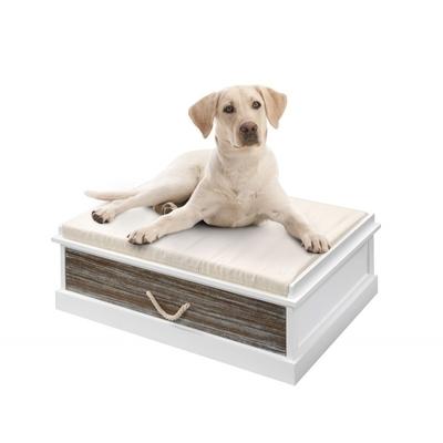 Heartfelt Hunde Lounge Darwin Holzhundebett
