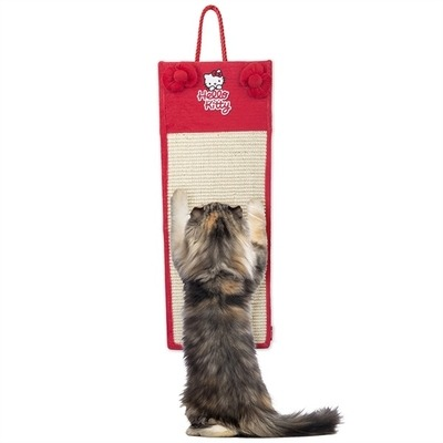 Hello Kitty™ Hanging Cat Scratcher Katzen Kratzbrett