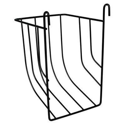 Heuraufe zum Einhängen aus Metall
