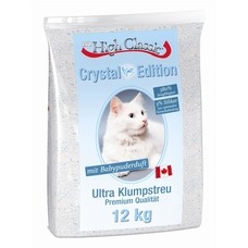 High Classic Cat Katzenstreu Crystal Edition