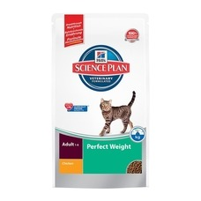 Hills Feline Adult Perfect Weight Huhn Katzenfutter