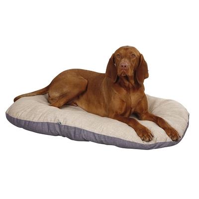 Hunde Liegekissen Loneta oval