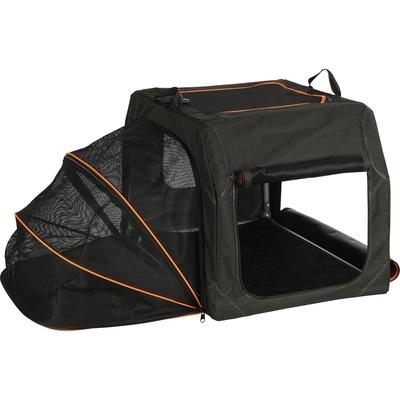 hundetransportbox faltbar. Black Bedroom Furniture Sets. Home Design Ideas