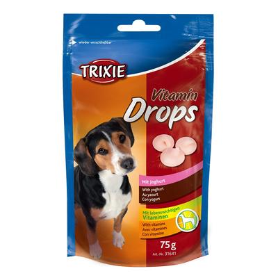 Hunde Vitamin-Drops mit Joghurt