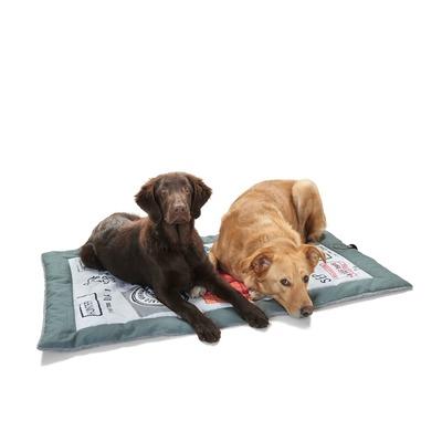 Hundedecke Reisedecke Travel Blanket Kanada