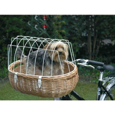 Hundefahrradkorb Steuerkopfmontage vorne von Aumüller