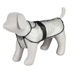 Hunderegenmantel, transparent