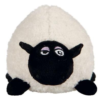 Hundespielzeug Schaf Shirley aus Plüsch
