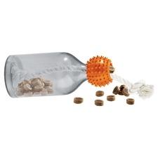 Hundespielzeug Snack Bottle