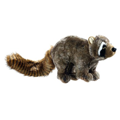 Hunter Plüsch Spielzeug Waschbär