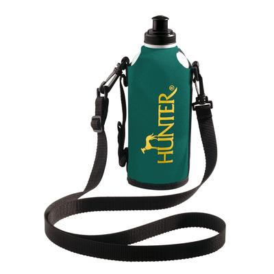 Hunter Trinkflasche Outdoor mit Trinkflaschenhalter