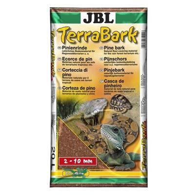 JBL TerraBark Bodensubstrat für Wald- und Regenwaldterrarien