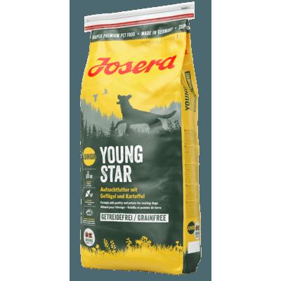 Josera Dog Young Star getreidefrei Hundefutter