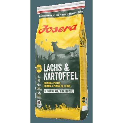 Josera Lachs & Kartoffel Hundefutter getreidefrei