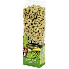 JR-Farm Grainless Erbsen-Ringe