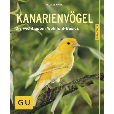 Kanarienvögel - glücklich und gesund